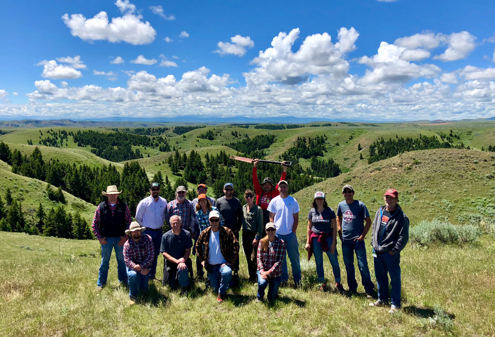 Sandy Arrow Ranch Hosts Science Spectrum 2018